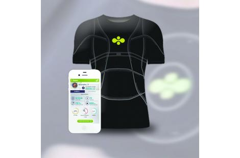 Un T-shirt intelligent