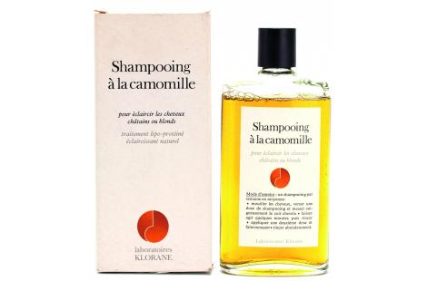 1973 camomille shampooing