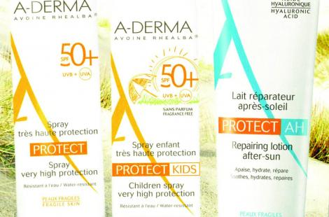 A-Derma Protect - Une gamme 1,2,3 soleil-1