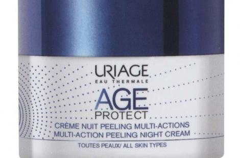 uriage creme nuit peeling multiactions