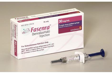 Fasenra solution injectable